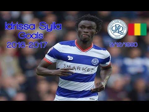 ●Idrissa Sylla Goals 2016-2017 │●QPR