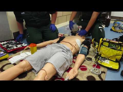 Paramedic on Placement: Overdose Scenario