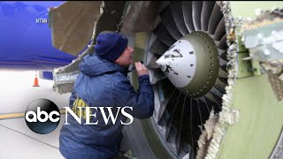 Video The search for answers after Southwest plane's emergency landing MP3, 3GP, MP4, WEBM, AVI, FLV April 2019