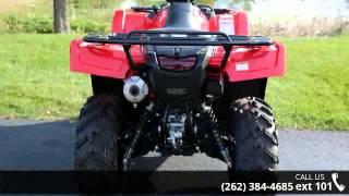 6. 2015 Honda FourTrax Foreman Rubicon 4x4 Automatic DCT  - ...