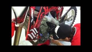 10. Honda CRF Oil Change