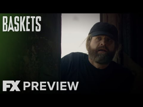 Baskets Season 2 Teaser 'Train'