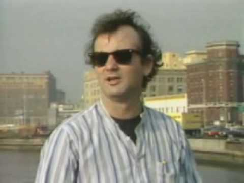 Bill Murray - Help us caption and translate this video on Amara.org: http://www.amara.org/en/v/B1sE/ New York City, 1982. Bill Murray improvises multiple takes of a rant a...