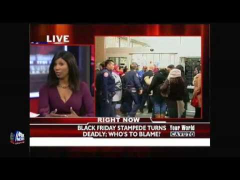 TV Legal News: Walmart Death by Stampede