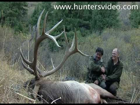Hunting in Mongolia and Kazakhstan - Hunters Video