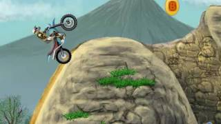 Nuclear Motocross videosu