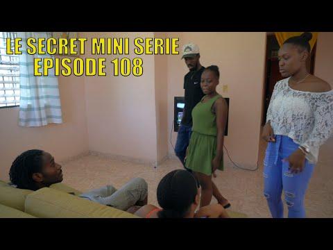 Le  secret mini serie episode 108 Withney | Jimmy  | Dood | Sandra | Antonine | Stessie| Alex | Jess