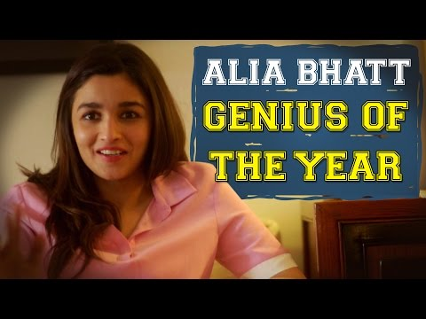 genius - What did Alia Bhatt do after the internet turned her into the butt of all jokes? A documentary crew found out... Follow us on Twitter at twitter.com/allindia...