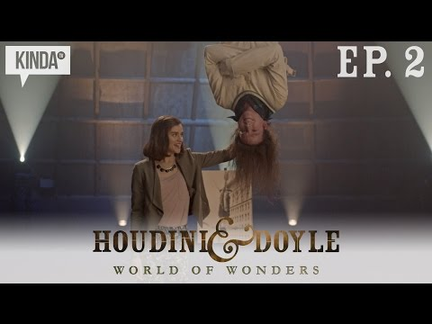 Houdini & Doyle | World of Wonders | Straitjacket (Ep. 2)