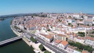 Coimbra Portugal  City pictures : Flight over Coimbra, Portugal