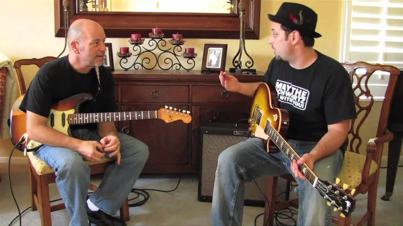Blues guitar lesson – very easy beginner guitar