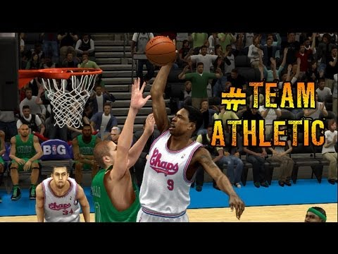 @TwoBrosGaming  NBA 2K13 MyTEAM #TeamAthleticism GEE-UNIT  ft. Alonzo Gee and Kyrie Irving