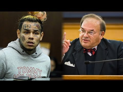 6ix9ine Judge Goes Off In Court And Denies His Bail He Will Remain In Jail