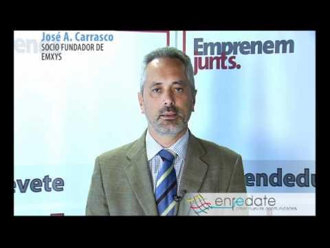 José Antonio Carrasco. Socio fundador de EMXYS.