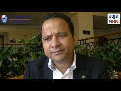 (सामुहिक नेतृत्व हुनुपर्छ | Chiranjibi Thapa | 8th NRNA ...-: 6 minutes, 28 seconds.)