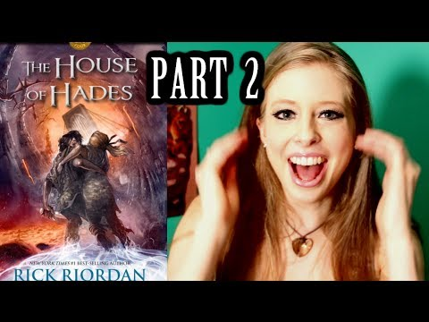 PART 2: HOUSE OF HADES BY RICK RIORDAN | booktalk with XTINEMAY