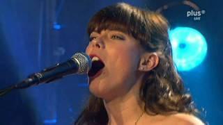 image of 08 The Show - Lenka live at New Pop Festival