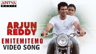 Video Emitemitemito Video Song | Arjun Reddy Video Songs | Vijay Deverakonda | Shalini MP3, 3GP, MP4, WEBM, AVI, FLV Desember 2018
