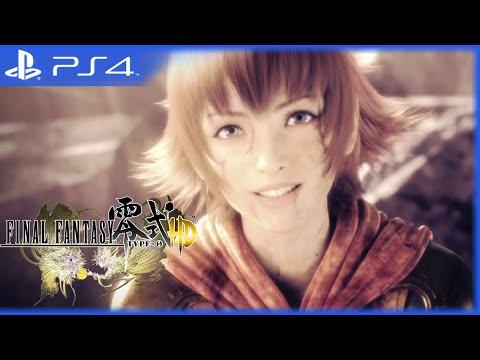 Final Fantasy Type-0 HD Playstation 4