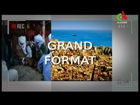 Grand Format : Canal Algérie