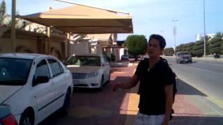 Khafji Saudi Arabia  City pictures : Corniche Beach Khafji Saudi Arabia Part 1-4