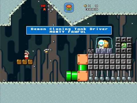 SMBX: The Mario Chronicles Boss Battles
