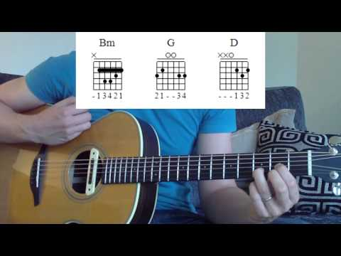 Avicii - Wake Me Up - How to Play on guitar - Lesson Tutorial - Easy ...