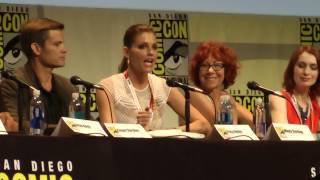 see the full panel of Con Man from San Diego Comic Con 2015