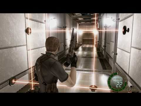 Resident Evil 4 Pc Laser Tweak