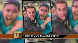 """O """"TV Fama"""" mostra quem é a gata que conquistou o coração do filho de Cláudia Raia e Edson Celulari. Confira mais vídeos em..."""