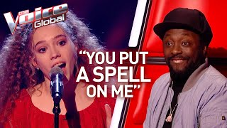 Video 13-Year-Old SOUL DIVA steals will.i.am's heart in The Voice | Journey #33 MP3, 3GP, MP4, WEBM, AVI, FLV Juni 2019