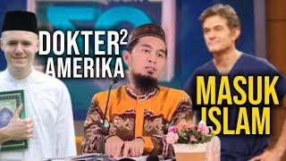 Video Buktikan KEBENARAN Al-Qur'an. DOKTER Ini Masuk Islam - Ustadz Adi Hidayat LC MA MP3, 3GP, MP4, WEBM, AVI, FLV Januari 2019
