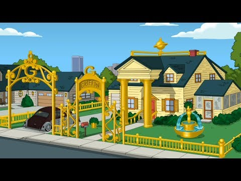 Family Guy | Peter wins the Lottery