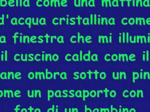 , title : 'jovanotti bella'