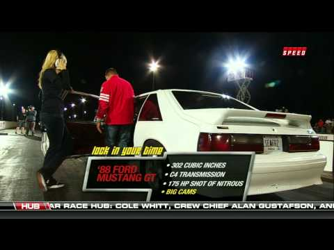 Passtime:  Ken Gets fooled by a Mustang
