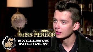 Asa Butterfield Exclusive INTERVIEW for Miss Peregrine's Home for Peculiar Children (JoBlo.com) by JoBlo Movie Trailers