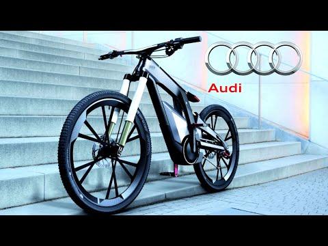 Audi e-bike Costs WHOPPING $20,000 !