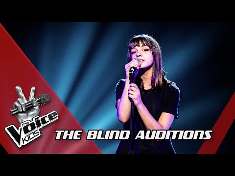 Gala - 'Don't Know Why' | Blind Auditions | The Voice Kids | VTM