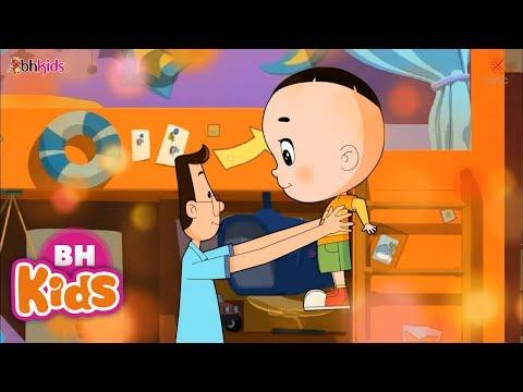BỐ ĐẦU NHỎ CON ĐẦU TO (#BDNCDT): Người Vĩ Đại Nhất - Phim hoạt hình biên soạn cho trẻ em 2019 - Thời lượng: 10 phút.