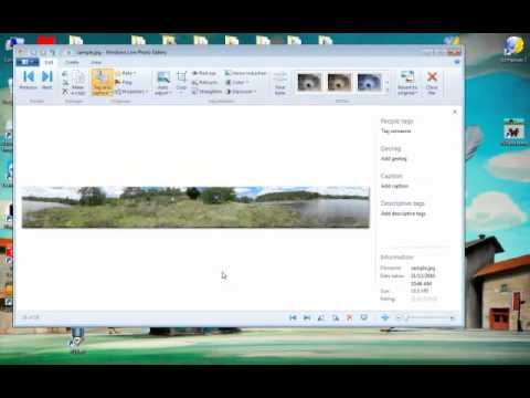 how to make panorama – tutorial