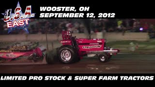 Wooster (OH) United States  city photos gallery : 9/12/12 USA-East Wooster, OH Limited Pro Stock/Super Farm Tractors