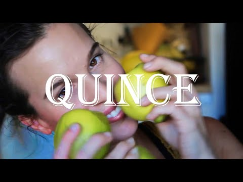 How To Prepare Quince Fruit