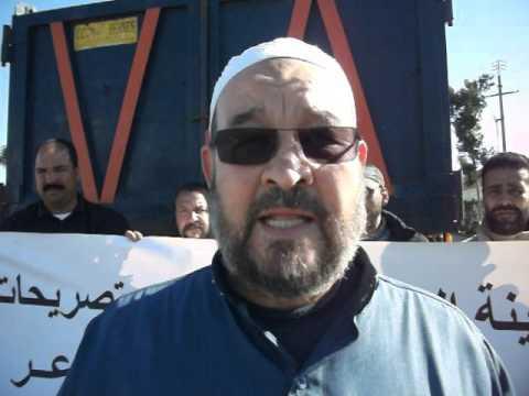 مصطفى بن حمدان يتحدث عن تأهُّب تعاونية نقل بالعرائش للمشاركة في مسيرة الدفاع عن مغربية الصحراء