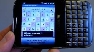 Kalendarz zmianowy 5.1 YouTube video