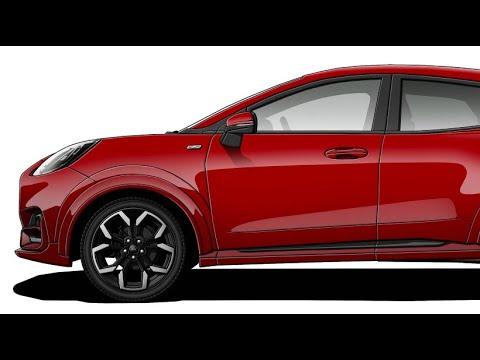 Ford Puma St-Line X / F.A.Z.-Fahrbericht