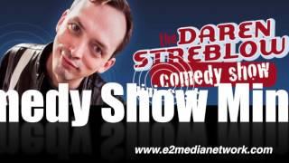 Video The Daren Streblow Comedy Show Mini-Cast 157: Race Relations MP3, 3GP, MP4, WEBM, AVI, FLV Maret 2018
