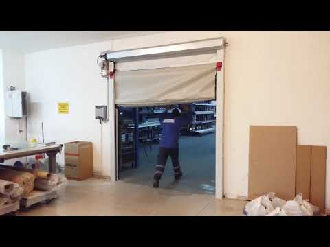 Hızlı PVC Roller Ziproll