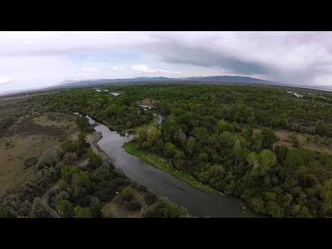 McTucker And Snake River - Storm Over South East Idaho