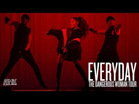 Ariana Grande - Everyday (Live at The Dangerous Woman Tour) [North American Leg]