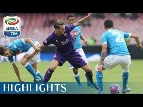napoli vs fiorentina 2-1 - super goal di higuain